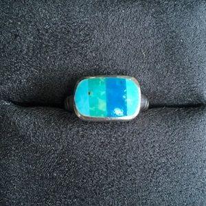 Sundance Catalog Turquoise Ring